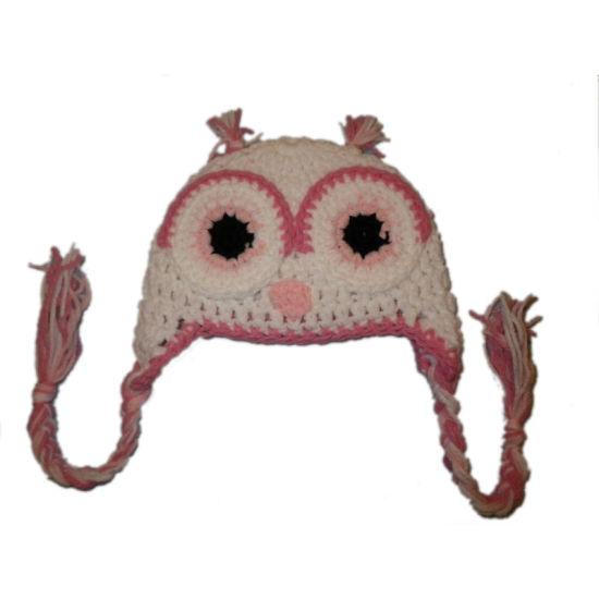 2020 Knitted Funny Crochet Owl Hats, Children Hats