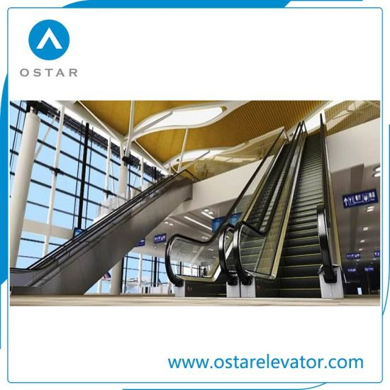 Vvvf Control Energy-Saving Shopping Mall Used Escalator Price pictures & photos