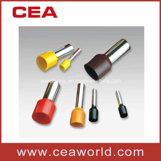 E Insulated Cord End Terminals (wire connector) with UL Electrical Terminal Professional Manufacturer pictures & photos