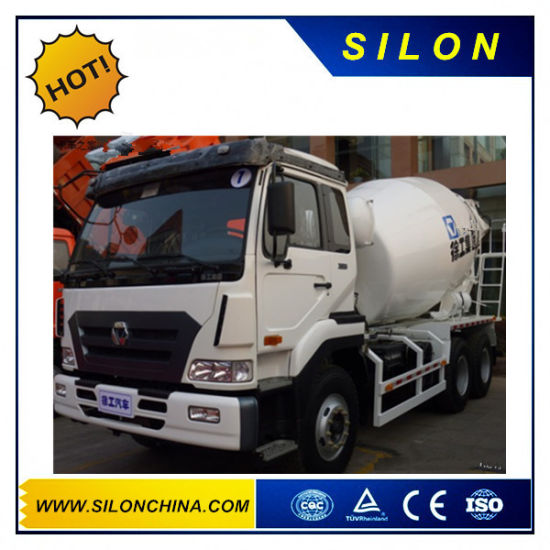 Profession Supply China Beiben Concrete Mixer Truck with Best Price ...