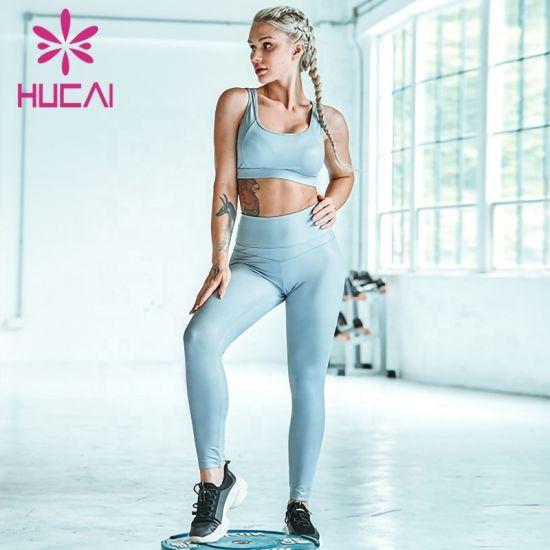 Women Gym Yoga Wear High Impact Sports High Waist Leggings