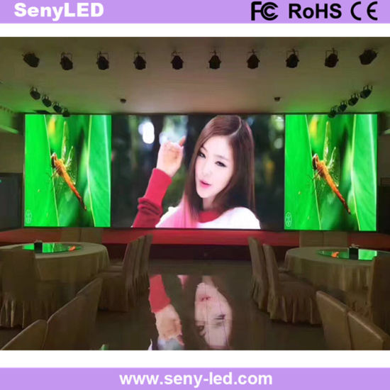Full Color Advertising Indoor LED Display Screen
