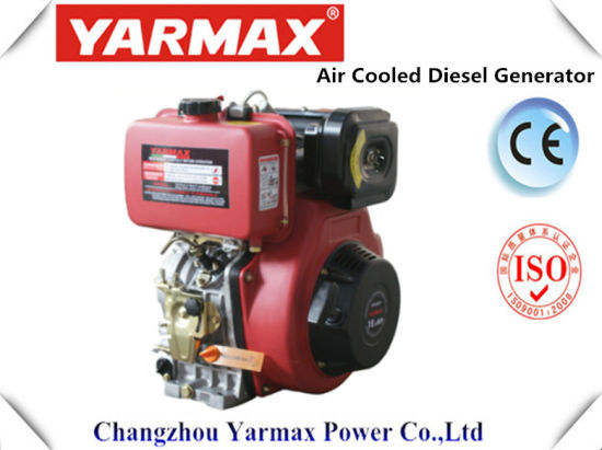 Yarmax 173f Electric Start /Recoil Starter with Ce 5HP 4HP Diesel Engine 3000/3600rpm