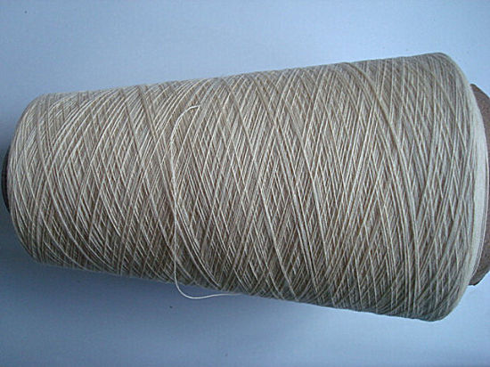 Combed Cotton Yarn Raw White Ring Spun-Ne32s/1 pictures & photos