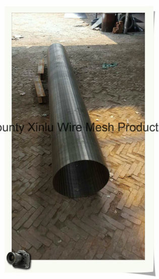 Looped Wedge Wire Screen USD in Well Drilling pictures & photos