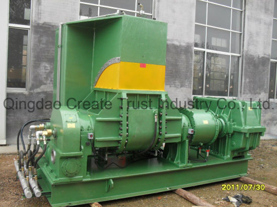 High Performance Rubber Kneader Mixer/Rubber Kneader/Rubber Dispersion Kneader (CE/ISO9001) pictures & photos