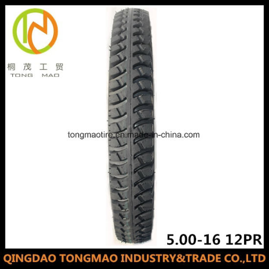 China Farm Tractor Agricultural Tyre for Irrigation (5.00-16) pictures & photos