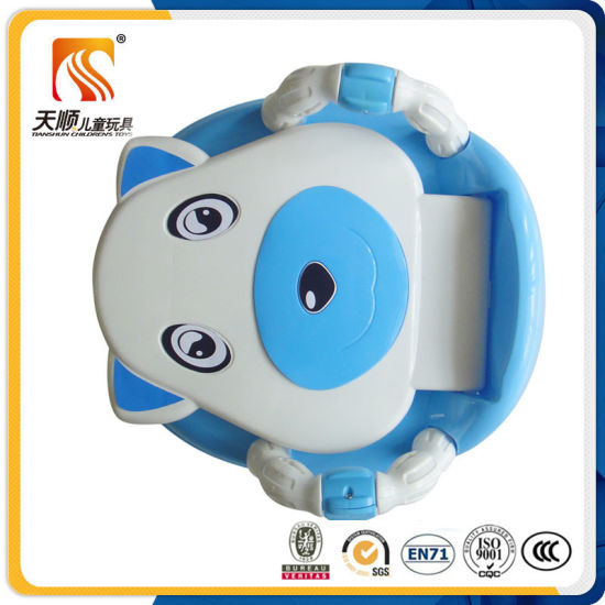 Convenient Baby Potty Training Seat with Removable Toilet for Sale pictures & photos