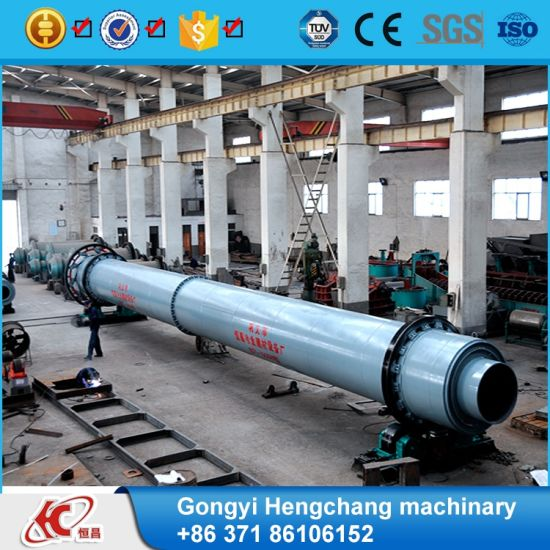 High Efficiency Coal Rotary Dryer Sand Rotary Drum Dryer pictures & photos