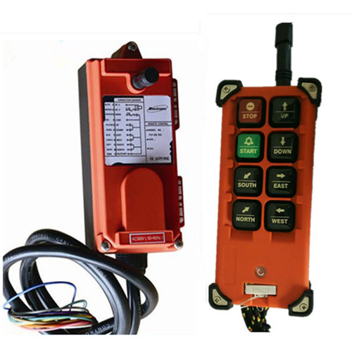 F21-E1b Industrial Radio Remote Controls for Electric Chain Hoists