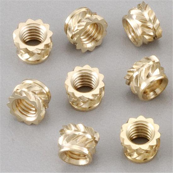 0.01 - 0.002mm Precision High Speed CNC Brass Machining Parts