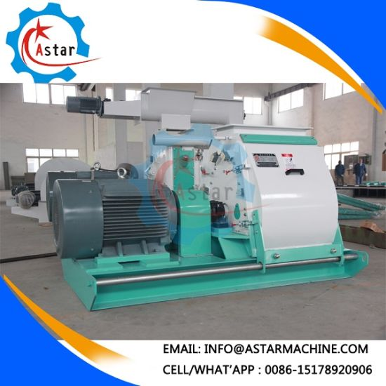 1-2t/H Hammer Mill for Crush Waste Paper pictures & photos