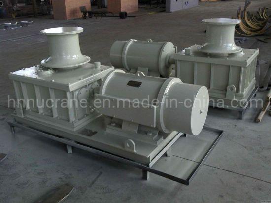 Ship Winches Deck Equipment OEM Hydraulic Mooring Winch
