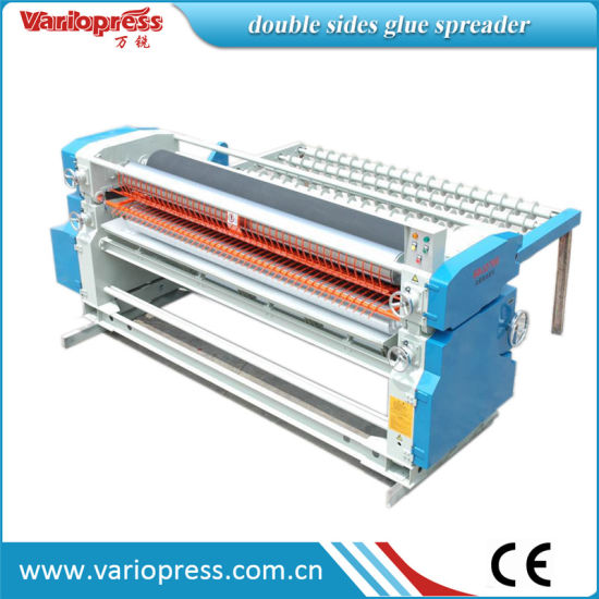 Four Roller Glue Spreader Machine for Plywood Coreboard pictures & photos