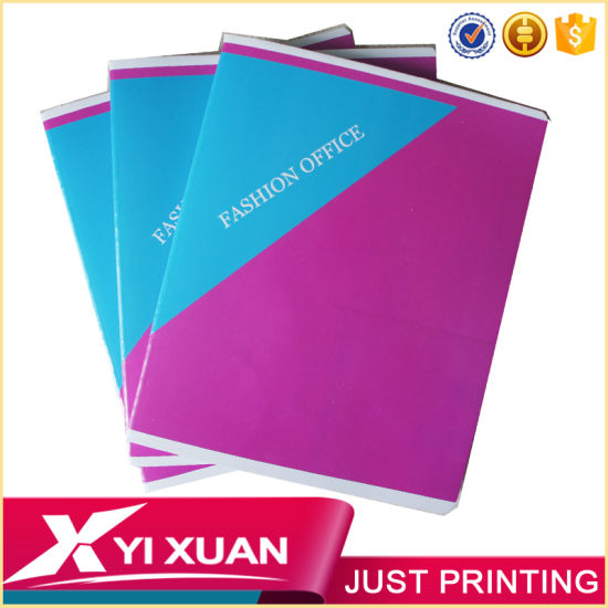 Wholesale School Supply Cheap A4 Paper Notebook Sketch Book School Exercise Book Custom Notebook (custom logo) pictures & photos