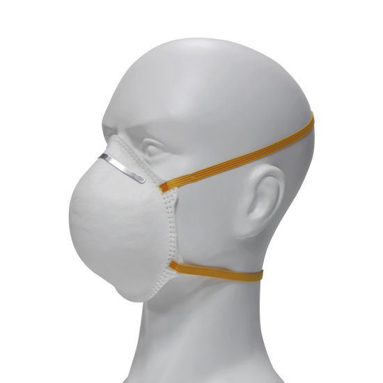 Fast Delivery En149 Non-Woven Melt-Blown Protective Dust Mask Cup KN95 Mask