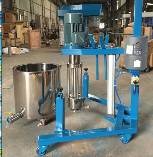Basket Pigment Mill pictures & photos
