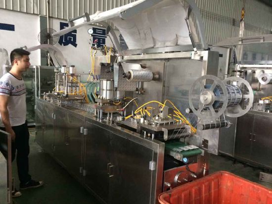 Dpp-250y Automatic Liquid Blister Packing Machine pictures & photos