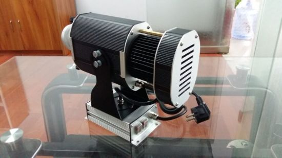 40W Rotating Image LED Gobo Projector 4500 Lumens Light pictures & photos