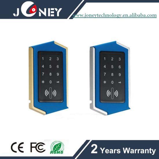 Home Furniture Zinc Alloy Keypad Keyless Locker Lock