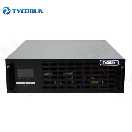 Tycorun 110V 220V Online UPS Price 6kVA DC UPS