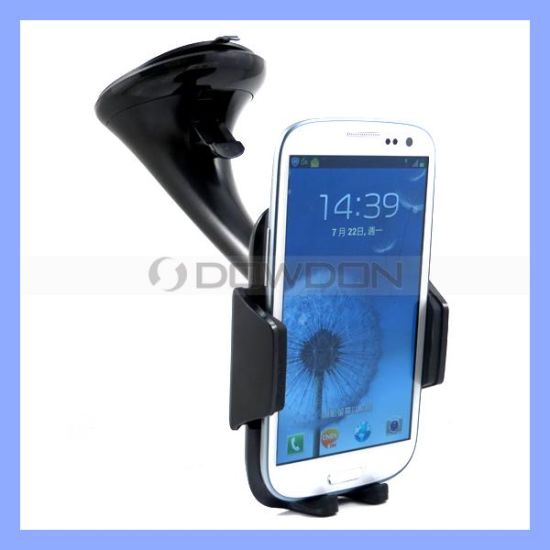 Car Phone GPS Holder Mount Dashboard Mobile Holder for iPhone / Samsung