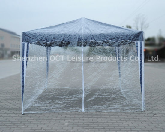 China pop up gazebo with pvc cover oct fg pc china pop up