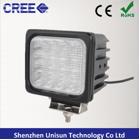 EMC 12V-24V 48W CREE LED Heavy Duty Work Lamp pictures & photos