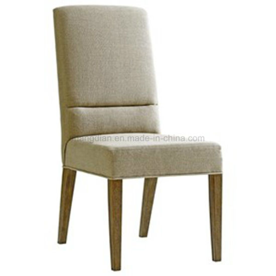 Hotel Chair in Ash Solid Wood Frame with Fabric (SC-01) pictures & photos