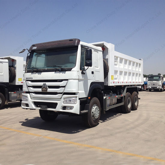 HOWO 6X4 30t Heavy Duty Tipper/Dump Truck with High Quality pictures & photos
