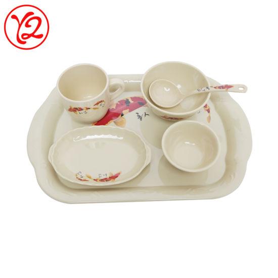 Hot Sale High Quatity Plastic Tableware