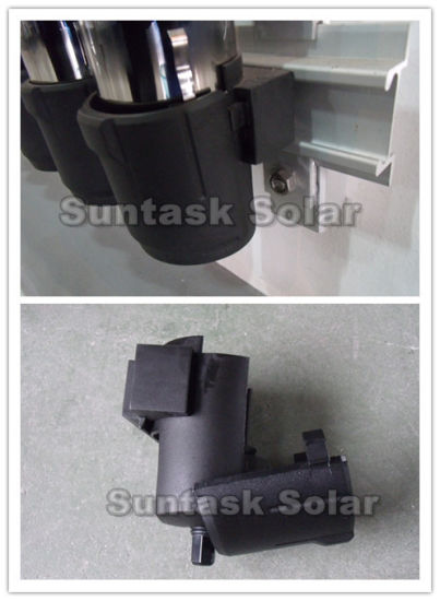 Suntask Solar Panel for Hot Water Project pictures & photos