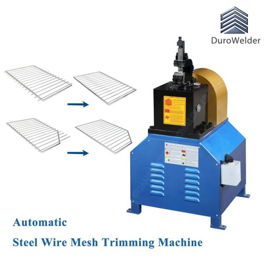 Automatical Steel Wire Mesh Trimming Machine Trimmer pictures & photos