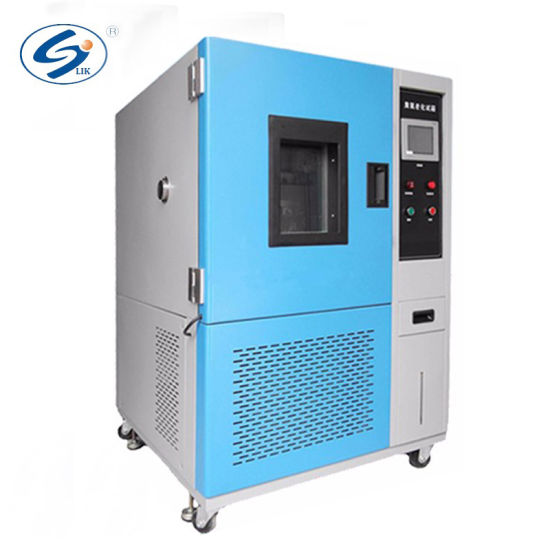 ISO Programmable Industrial Hot Aging Test Machine