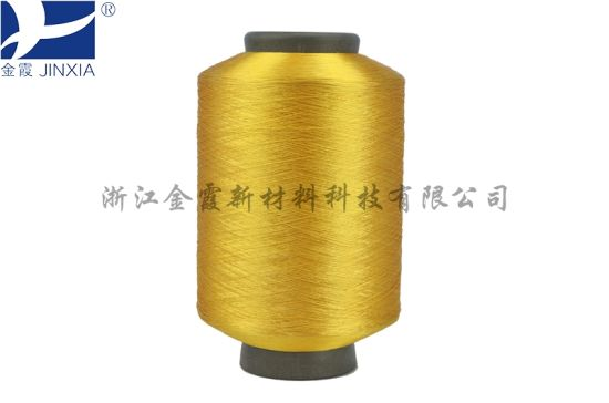 Polyester Filament Yarn DTY 600d288f Dope Dyed pictures & photos