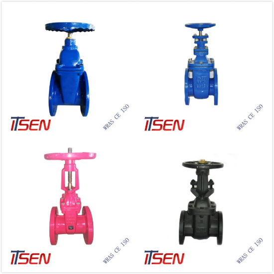 Cast Iron Various Kinds Butterfly Valve for Wafer/Lug/Flange Type