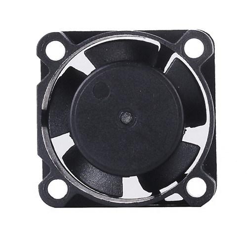 Mini Plastic Brushless 12V 24V 48V DC Motor Axial Cooling Blower Fan 25mm X 25mm