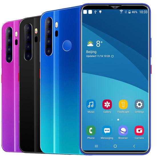 Wholesale Original New J7PRO Smart Phone 1GB / 16GB Memory Mobile Phone 6.1-Inch Comprehensive Large Screen Ultra Thin Fingerprint Cell Phone