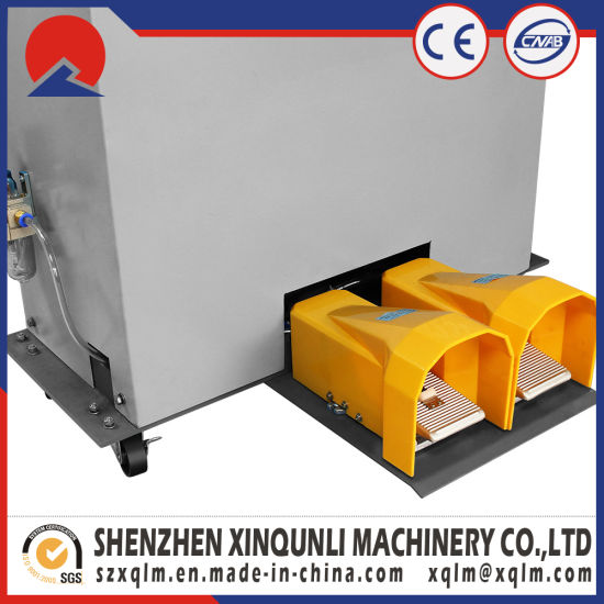 0.6-0.8MPa Cushion Covering Machine for Sofa Filled pictures & photos