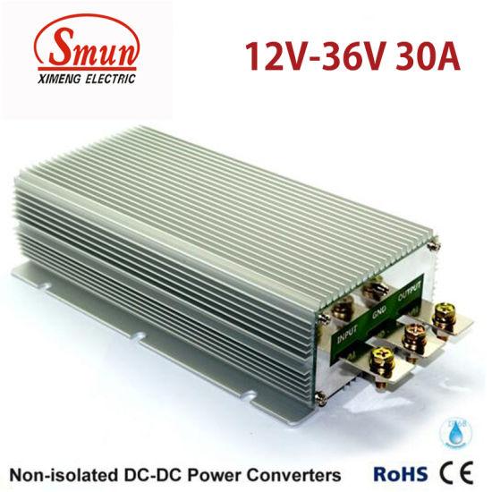 30 AMP Car Boost DC DC CONVERTER 12V VOLTAGE REGULATOR TO