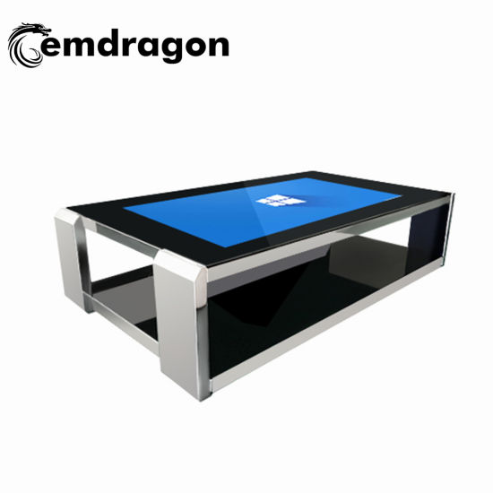 43 Inch Multi-Touch Ad Player Outdoor Ad Player Floor Standing LCD Advertising Player Glasses 3D TV LCD Digital Signage with Factory Wholesale Price