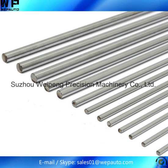 Ck45 Hydraulic Cylinder Hard Chrome Plated Piston Rod for Shock Absorbers pictures & photos