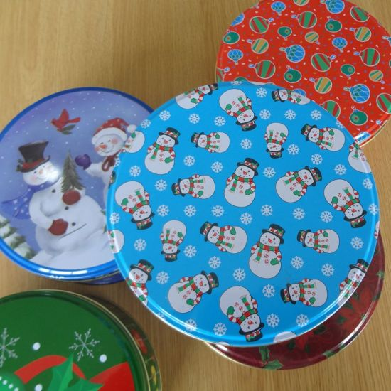 Christmas Tin Cookies.China Christmas Tin Box For Candy Biscuit Cookies China