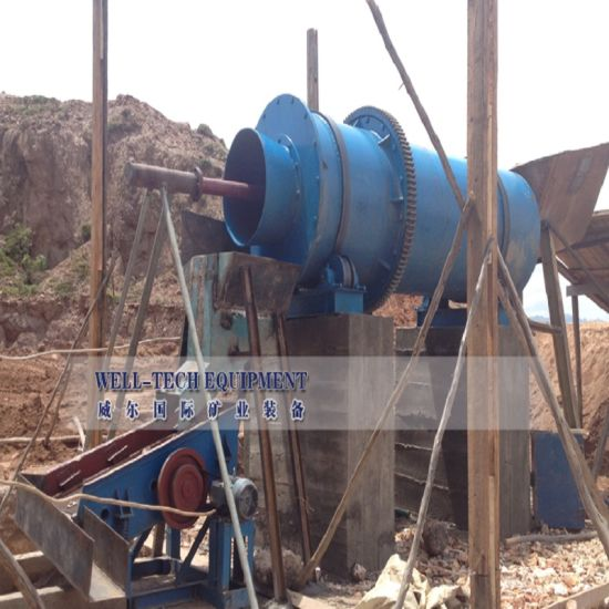 Clay Type Material in Our Alluvial Mines for Better Recovery of Gold Machine pictures & photos