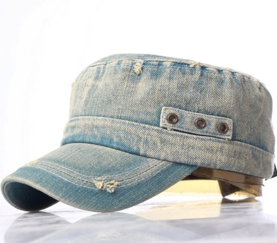 New Popular Military Army Jeans Caps pictures & photos