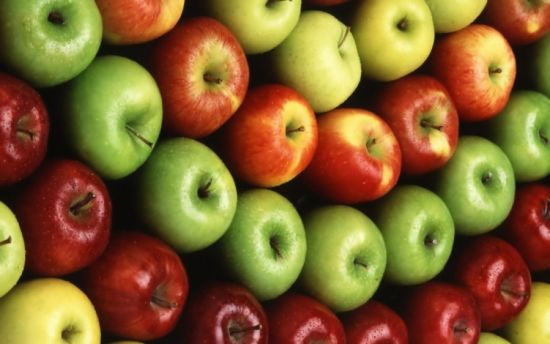 Himalaya Qingguan Apples