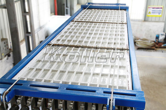 10 Tons Automatic Block Ice Machine Fast Ice Freezing and Convenient Ice Harvest pictures & photos