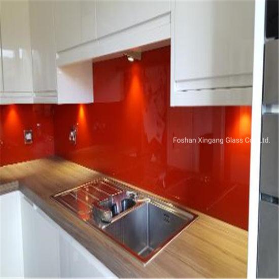 Lacobel Glass for Kitchen Backsplash /Bathtub Backsplash /Vanity Backsplash/Kitchen Island Backsplash