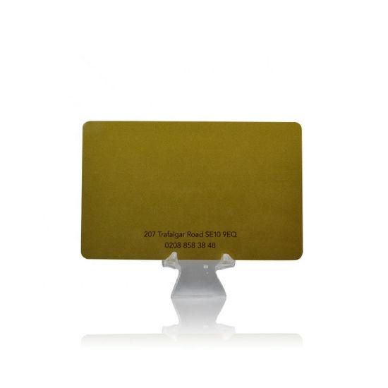Well Designed PVC NFC RFID F08 Alien H3 Dual Frequency RFID Card