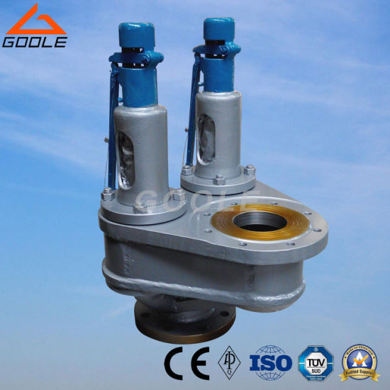 Twin Spring Type Pressure Safety Relief Valve (GAA37/GAA38/GAA43) pictures & photos